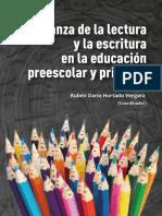 Enseñanza de la lectura y la escritura en la educación preescolar y la primaria imprimir.pdf