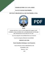 Tesis ESTIMACIÓN DE LA SOCAVACIÓN MEDIANTE MODELACIÓN NUMÉRICA, PARA CONTROL DE LA ESTABILIDAD DE.pdf
