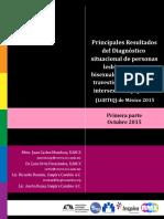 Diagnostico Situacional LGBT