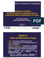 Cooperação de dados - processos históricos e contexto atual