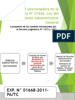 PAS_Ley N° 27444-ultimo-17 de abril 2019