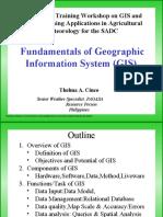 Fundamentals of GIS_Seminar