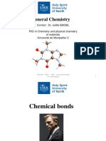 Chapter 2 Chemical Bonds