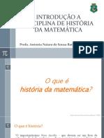 Apostila História da Matemática