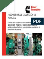02 Paralleling Basics (Spanish)