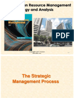 HRM, Strategy and Analysis