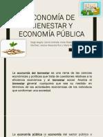1. Economía del bienestar y la economía pública