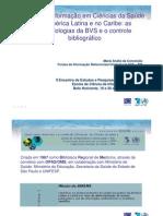 Rede de Informação em Ciências da Saúde na América Latina e Caribe