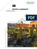Vectorworks Landmark Tutorial