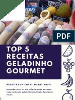 Top 5 Receitas Geladinhos Gourmet Gratuitas