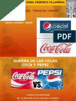 Exposicion COMPETENCIAS Coca Pepsi