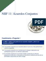 NIIF 11 - Acuerdos Conjuntos