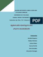 Comparación Entre El Contexto Novotestamentario y La Realidad Latinoamericana Actual