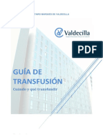 Guia Transfusion