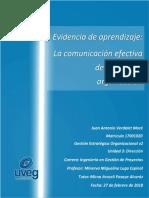 Verdalet Juan Comunicacion Efectiva