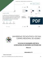 Laboratorio Fisica 3 - REFRACCIÓN de LA LUZ _ Refracción _ Luz