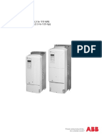ABB ACS800 11 Regenerative Inverter