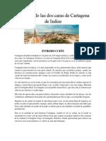 Conociendo Las Dos Caras de Cartagena de Indias