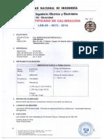 Certificado .. de Telu