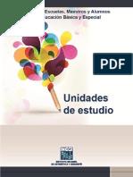 Unidades de Estudio Del CEMABE_15julio2013