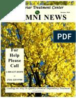 Alumni Association Newsletter - October 2010