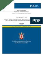 Desenvolvimento Do Protocolo de Produção Do Radiofármaco Colina