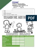 Examen4toGradoJunio19MEEP