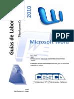 Guía de Word_2010 CESCA