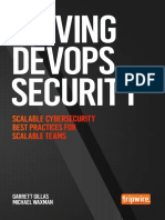 Driving DevOps Security