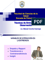 1 Variables Interaccion Empatia Raport