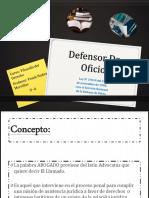 Defensor de Oficio