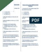 Area y Perimetro de Figuras Poligonales
