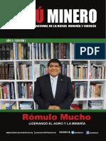 Rómulo Mucho Liderando El Agro y La Minería Perú Minero