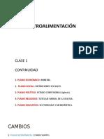 RETROALIMENTACION DE LA HISTORIA DEL PERU