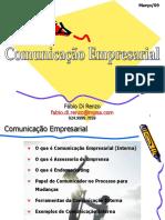 Comunicação Empresarial.ppt