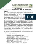 Práctica Nº 6.. Programación Del Riego en Cultivos