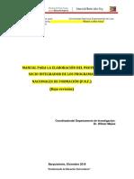 MANUAL PSI UNELMLK (1) Proyecto Socio-Integrador