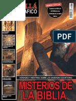 Misterios de la Biblia (Más Allá Monográfico)