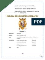 Análisis Integral de Las Generalidades Del Distrito de San Juan de Lurigancho