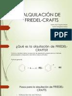 Alquilación de Friedel-crafts