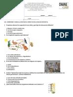 Examen de Diagnostico Biologia