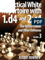 A Practical White Rep with 1.d4 and 2.c4  Vol 3  PDF.pdf