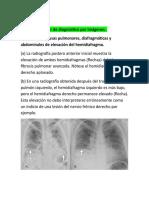 Taller de Diagnóstico Por Imágenes