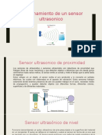 sensores ultrasonicos
