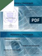 pluralismo en Venezuela 2006.ppt