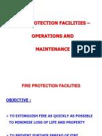 Fire Proctection System Maintenance