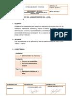 5.3. Roles Responsabilidades y Autoridades en La Organizacion (1)