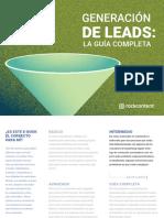 Generación de Leads Guía Completa