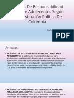 Sistema De Responsabilidad Penal De Adolecentes Según La.pptx