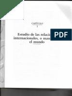 Capitulo 1 Relaciones Internacionales